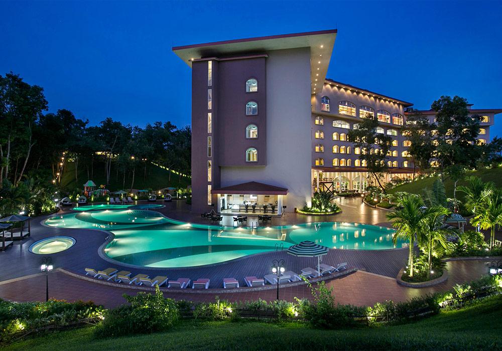 Bangladesh Sylhet Hotel Mädchen