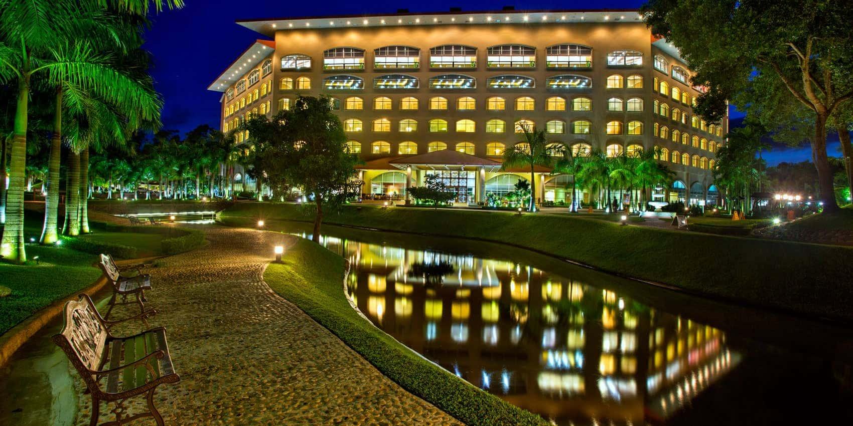 The best 5 star Hotel / Resort in Sylhet Bangladesh - Grand