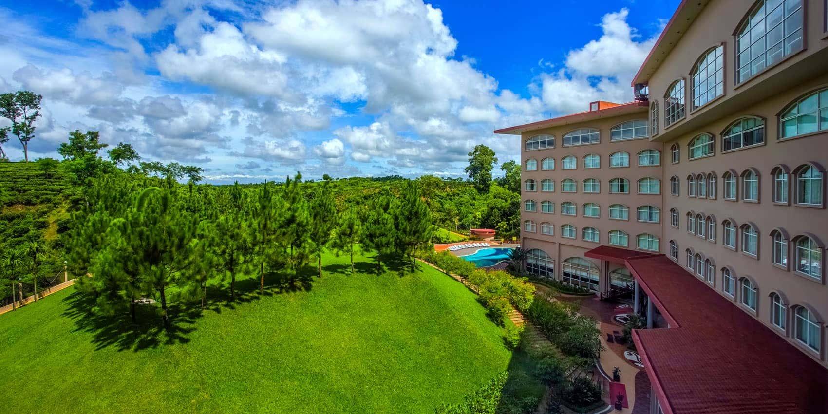 Best Hotel In Dhaka