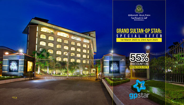 Grand Sultan-GP Offer