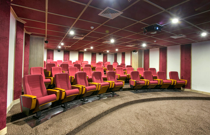movie theatre at grand sultan